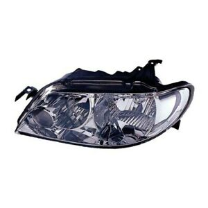 Fits 2002 2003 Mazda Protege Head Light Assembly Driver Side Ma2518106
