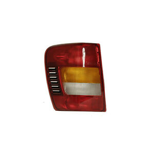 Fits 2002 2004 Jeep Grand Cherokee Tail Light Assembly Driver Side Ch2800150