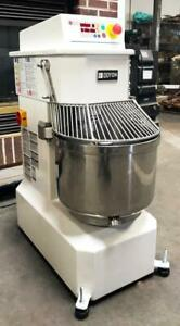 Doyon Aef015sp Bakery Restaurant Equipment 50lb Spiral Dough Mixer 30qt Bowl