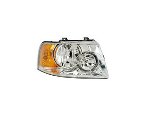 Fits 2004 2005 2006 Ford Expedition Head Light Assembly Passenger Side Fo2503181