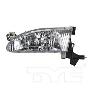 Fits 1998 2000 Toyota Corolla Headlight Assembly Driver Side nsf