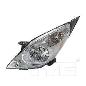 Fits 2013 2015 Chevrolet Spark Headlight Assembly Driver Side capa