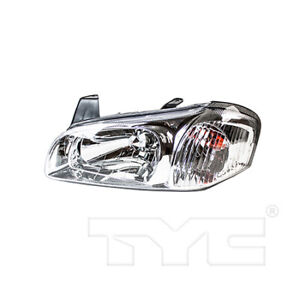 Fits 2000 2001 Nissan Maxima Headlight Assembly Driver Side nsf
