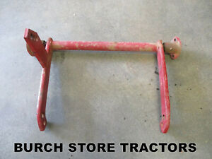Ih Farmall Rear Back Cultivator Rockshaft 140 130 Super A 100 Tractors