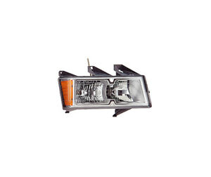 Fits 2005 2008 Chevrolet Colorado Head Light Assembly Passenger Side