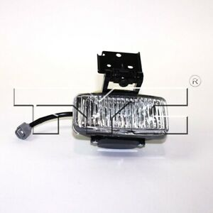 Fits 1997 1998 Jeep Grand Cherokee Passenger Side Fog Light With Bulbs Included