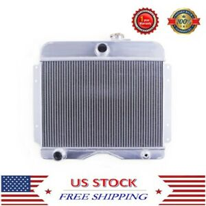 3 Row Radiator For 1946 1964 Jeep Willys Station Wagon Pickup Truck I4 I6