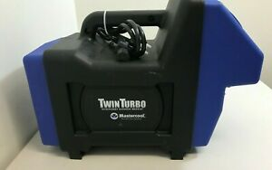 Air Conditioning Recovery Machine Twin Turbo master Cool Refrigerant Hvac