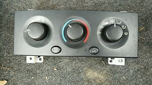 1999 2004 Jeep Grand Cherokee Heater Climate Control Unit Laredo