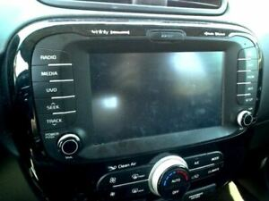 Info gps tv Screen With Navigation 8 Display Screen Fits 14 Soul 582471