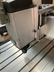 3kw 4kw 4 5kw Aluminum Cnc Spindle Motor Mount Plate With Limit Switch Provision