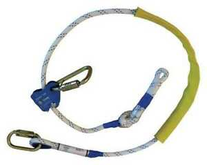 Fallstop Csp06c1 6 Ft l 310 Lb Weight Capacity White Positioning Lanyard