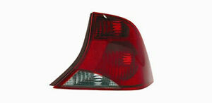 Fits 2002 2003 Ford Focus Tail Light Passenger Side