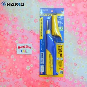 Hakko japan fx 901 Cordless Soldering Iron Battery Powered With Tracking jaip