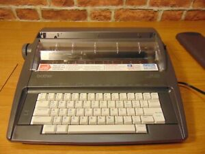 Brother Ax 325 Electric Typewriter needs Ribbon