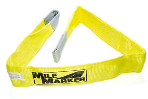 Mile Marker 4in X 6ft Tree Strap 19406