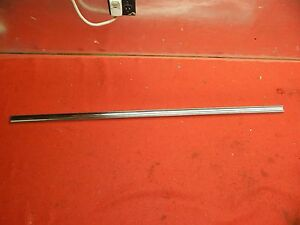 Used 62 Ford Galaxie 500 500 Xl Lh Front Fender Moulding c2az 16004 a