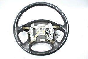 1998 2001 Subaru Impreza 2 5 Rs Gc8 Steering Wheel Assembly Oem