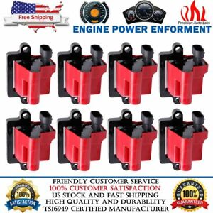 High Performance Ignition Coil Square Style For Gmc 12558693 4 8l 5 3l 6 0l 8 1l