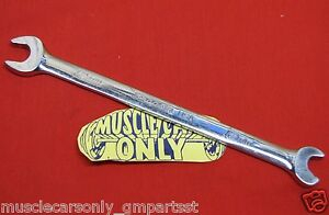 Snap On Tool 12mm Metric Flank Drive Plus Speed Open End Wrench Srsm12