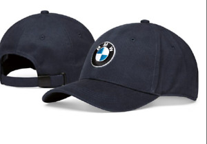 Bmw Logo Cap Dark Blue Brand New Genuine Bmw 80162454620