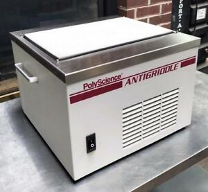 Polyscience Anti griddle Bakery Equipment 20 Frozen Food Dessert Flash Freezer