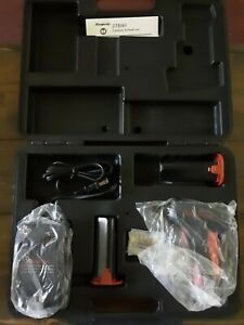 New Snap On Cordless Screwdriver Screw Gun Cts561 With 2 Batteries Charger Case