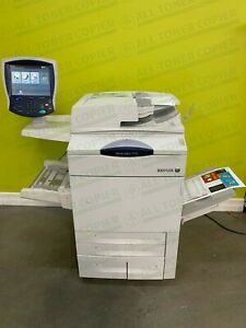 Xerox Workcentre 7775 Laser Color A3 Printer Scan Copier Finisher 75ppm A3 260k