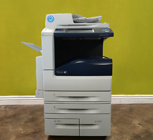 Xerox Workcentre 7970i Laser Color Bw Printer Scanner Copier 70ppm A3 Mfp 7k