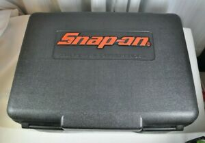 Snap On Case For Cdr4850a 18 Volt Cordless Drill Case Only