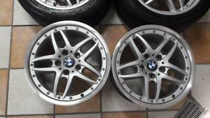 Genuine Bmw Style 71 2 piece Split Wheels By Cromodora 17x8 5j 5x120 Felgen