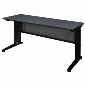 Regency Fusion 66 Training Table In Gray