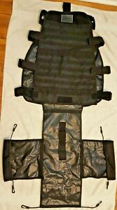 Smittybilt 5661001 Black Front Gear Seat Cover For 76 06 Jeep Wrangler