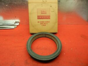 Nos 60 61 62 63 Ford Galaxie 500 Xl Air Cleaner Filter Element C0ae 9601 B