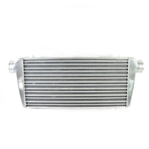 Universal Intercooler 31x12x3 2 5 inelt outlet For Mazda Toyota Acura Audi Honda