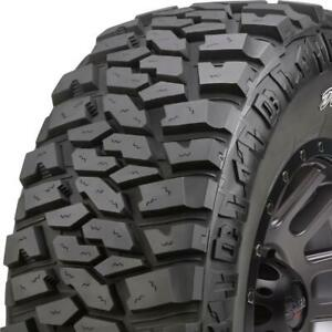 4 New 4 Lt295 70r17 E Dick Cepek Extreme Country Mud Terrain 295 70 17 Tires