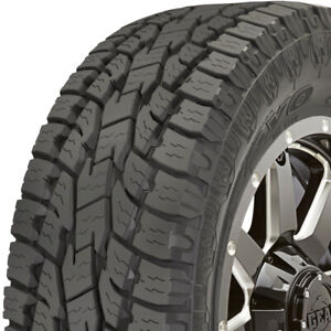 4 New P235 65r17 Toyo Open Country At Ii 235 65 17 Tires