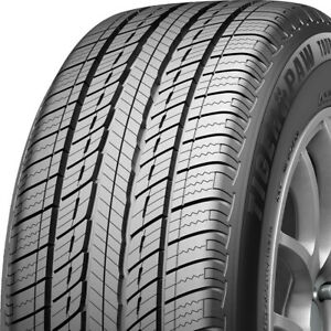 4 New 255 45r19 100v Uniroyal Tiger Paw Touring As 255 45 19 Tires