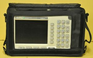 Anritsu S331d Sitemaster Cable Antenna Analyzer Opt3 Color 7 16 Calibrated 2019