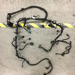 2002 2004 Mustang Gt 4 6l 2v Engine Wiring Harness Wire Ford Complete 2003