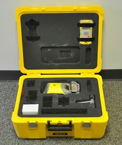 Trimble Spectra Precision Laser Dg613 Red Beam Pipe Laser W Rc803 Remote Clean