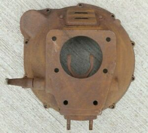 1930 1931 Model A Ford Aa Truck Bell Housing Original 4 Speed Trans Custom T 5
