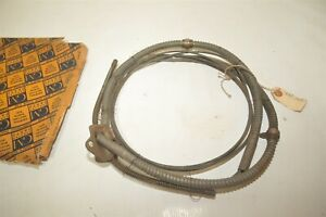 Gm Emergency Parking Brake Cable Antique Vintage Classic Domestic Nors