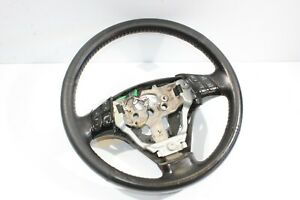 2008 Mazdaspeed 3 Turbo Driver S Steering Wheel Assembly A0545