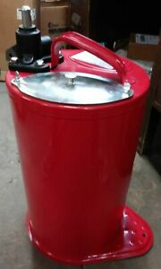 Nos Lincoln Dual Pressure Bucket Pump Series d 1275 For High low Pressure