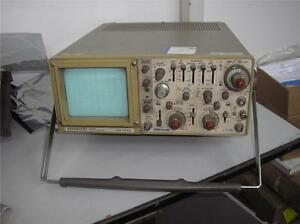 Kenwood Cs 1045 40mhz 2 Channel Oscilloscope