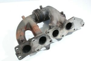 2008 Mazdaspeed 3 Turbo Exhaust Manifold Assembly A0614