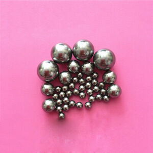 1 10mm 304 Stainless Steel Ball Solid Bearings Ball Bike Rolling Roller Beads