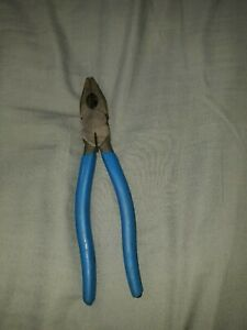 Blue Point Lineman Pliers Sold By Snap On