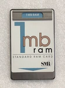 Smi 1mb Ram Card For Hp 48gx Calculator